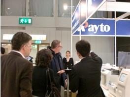新产品在德国MEDICA展会上亮相